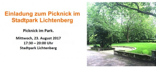 2017 08 23 picknick im park