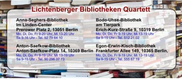 Lichtenberg Bib Bibliotheken