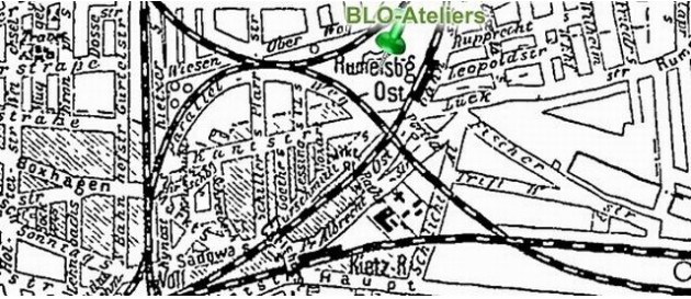 Rummelsburg BLO Ateliers