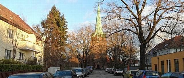 Kirche und Glaube Karlshorst