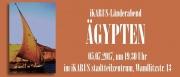 05.07. - iKARUS-Länderabend - ÄGYPTEN