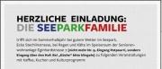 """05.07. - SEEPARKFAMILIE """"Märchenstunde"""""""