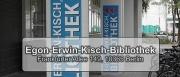 25.04. - Buchbasar: Egon-Erwin-Kisch-Bibliothek