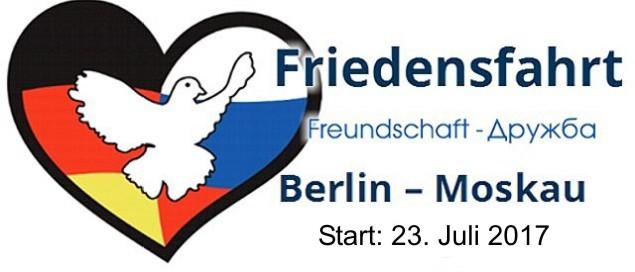 Friedensfahrt Berlin - Moskau
